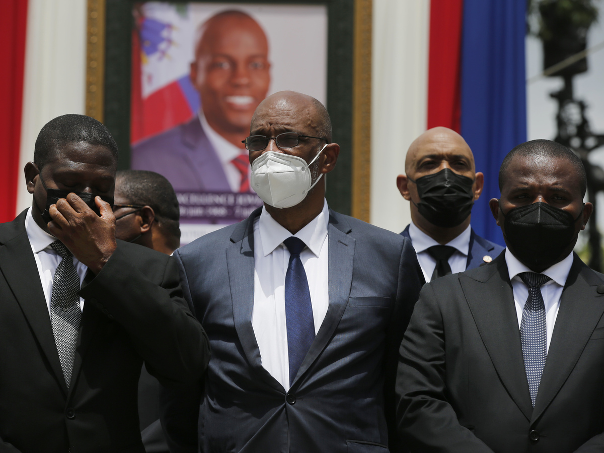 Haiti prosecutor asks judge to indict prime minister in assassination of president: NPR