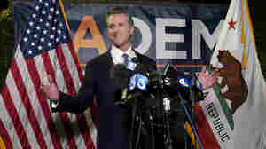 Gov. Newsom Keeps His Seat As A Majority Of California Voters Reject The Recall