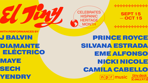 An 'El Tiny' Takeover During Hispanic Heritage Month