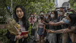 Court Ruling Deals A Blow To China's Faltering #MeToo Movement