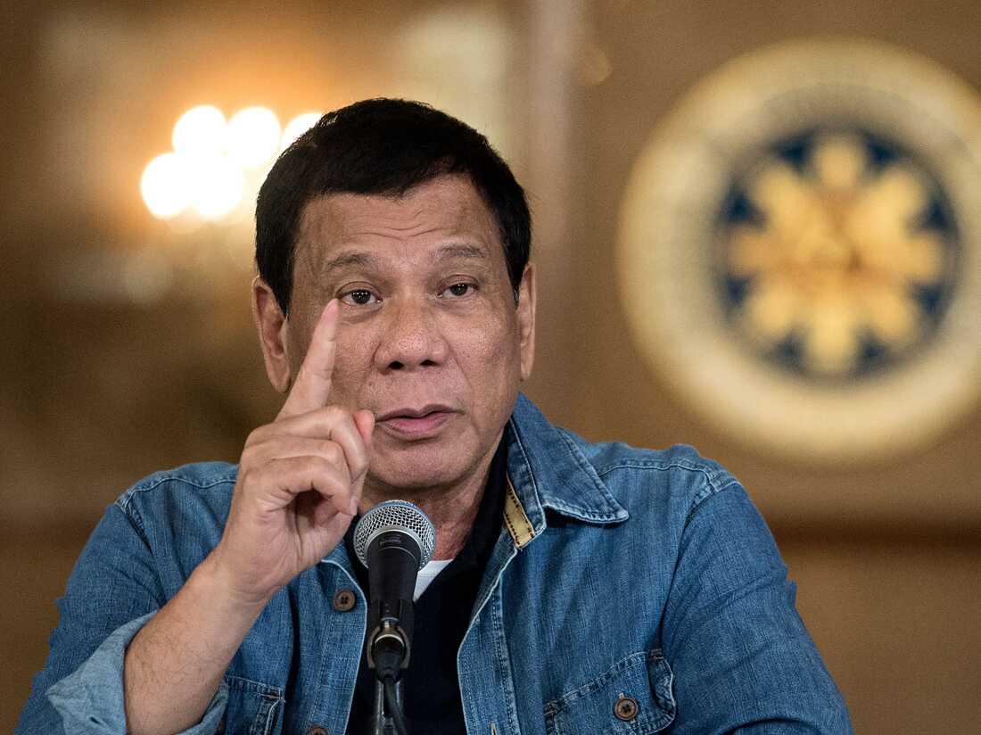 International Criminal Court Backs Probe Of Duterte's War On Drugs In The Philippines