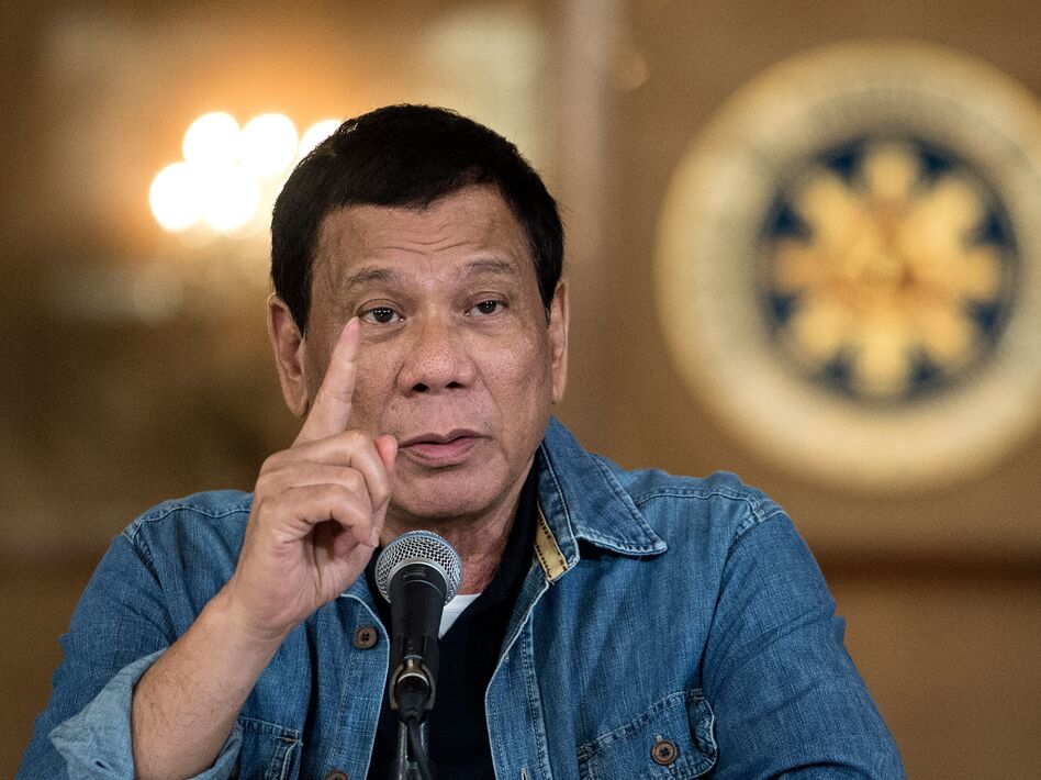 Investigators will focus on the period from 2016, when Philippine President Rodrigo Duterte took office, through March 2019, after which the Philippines was deemed to have withdrawn from the International Criminal Court in a bid to avert its jurisdiction.