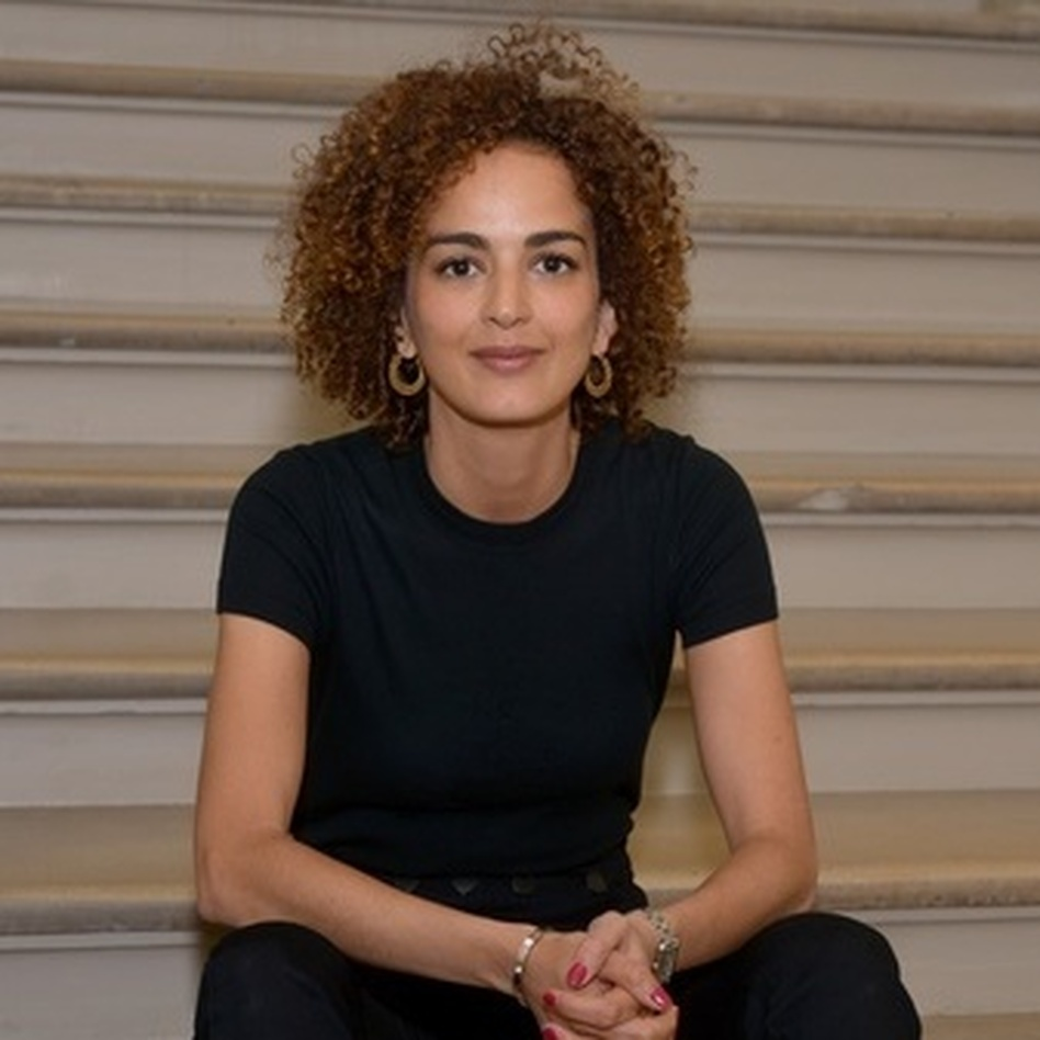 Author Leila Slimani.