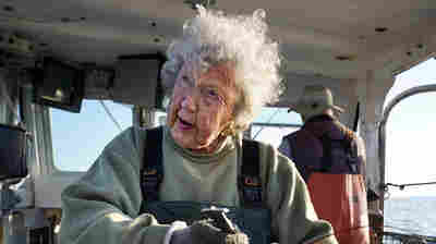 At 101, This Woman From Maine Is Still Hauling Lobsters With No Plans To Stop