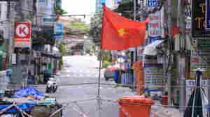 Long Weekend Becomes 9 Week Lockdown For AP Vietnam Reporter