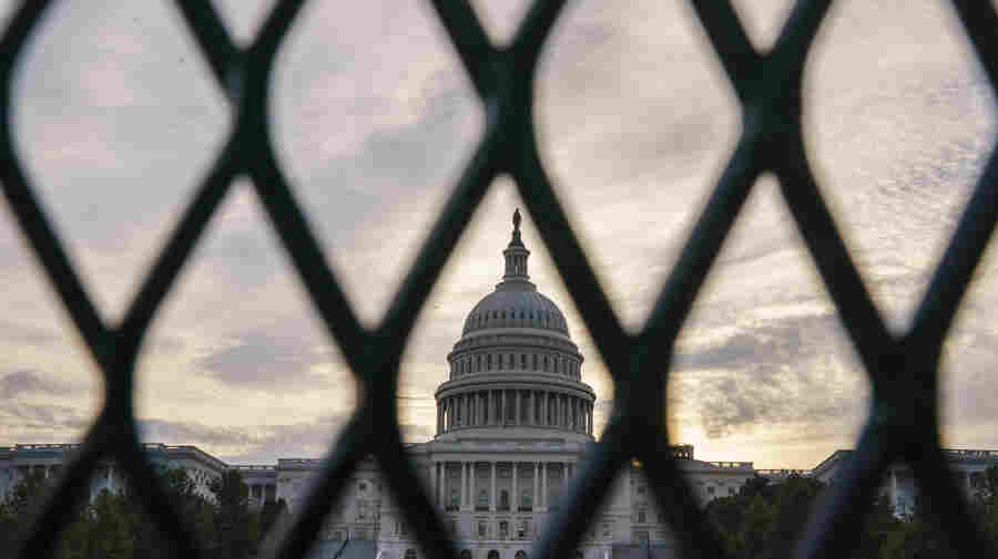 The Capitol Will Face Its Biggest Security Test Since Jan. 6 On Saturday