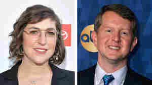 Mayim Bialik And Ken Jennings Will Host 'Jeopardy!' Through The End Of The Year