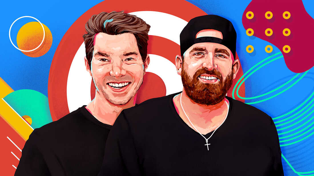 Cory Cotton and Tyler Toney are two of the founders of Dude Perfect