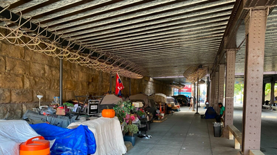 D.C. Is Making A Push To House Residents At Three Encampments Before Closing Them Down