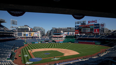 Nationals Are Giving Away Tickets To Fans Who Get Vaccinated At The Park
