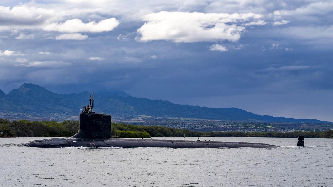 Botched International Submarine Deal Leaves France Feeling Betrayed – NPR