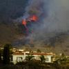 Volcano Erupts On Spanish Island Near Morocco