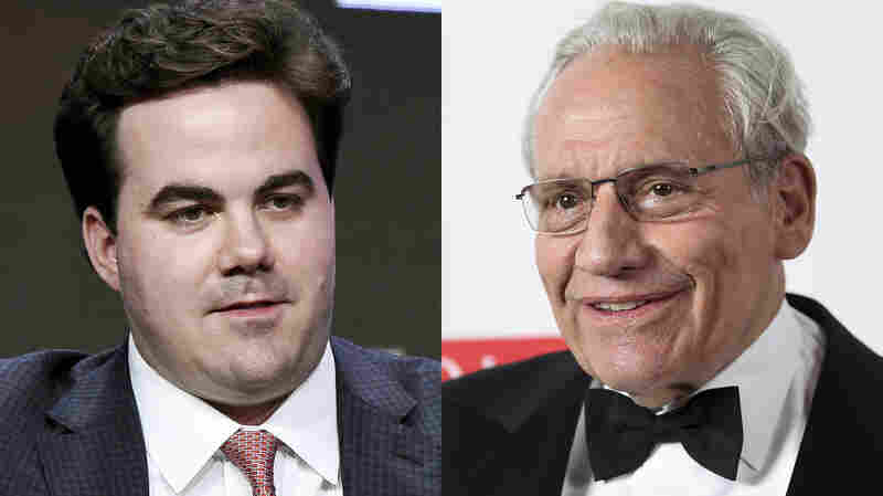'Peril' Co-Author Robert Costa Describes The Fraught Transition From Trump To Biden