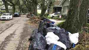 Weeks-Old Garbage Is Stinking Up New Orleans. Residents Had A Trash Parade In Protest