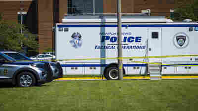 A Shooting At A Virginia High School Has Left At Least 2 Students Wounded