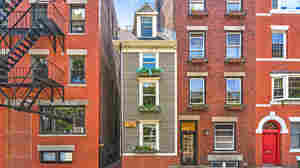 A 10-Foot Wide House In Boston Sells For $1.25 Million