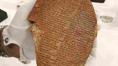 An Ancient Tablet, Stolen Then Acquired By Hobby Lobby, Will Be Returned To Iraq