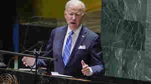 Biden Tells The U.N. The U.S. Is Embarking On An Era Of 'Relentless' Diplomacy