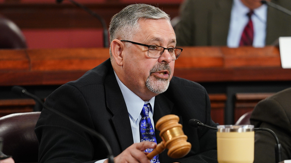 Republican state Sen. Cris Dush's committee last week issued a wide-ranging subpoena for the personal information of millions of Pennsylvania voters.