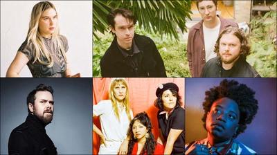 New Mix: alt-J, Loney Dear, Amythyst Kiah, Bnny, More