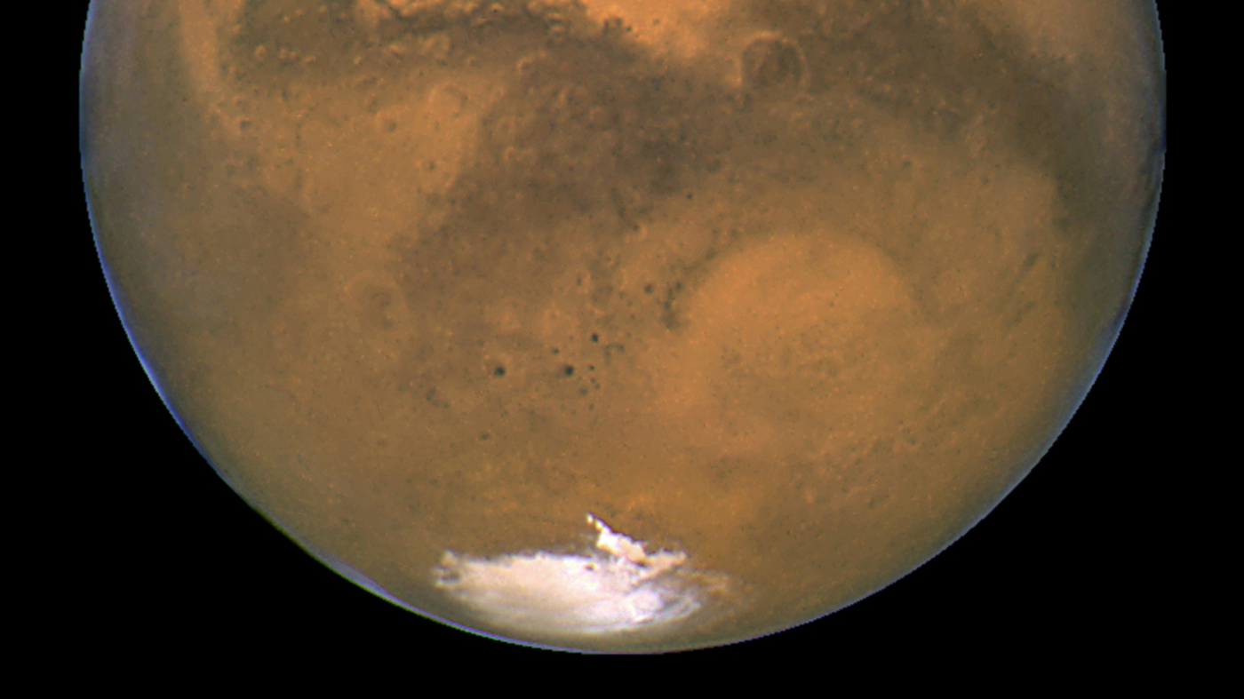 Mars Had Liquid Water On Its Surface. Here's Why Scientists Think It Vanished