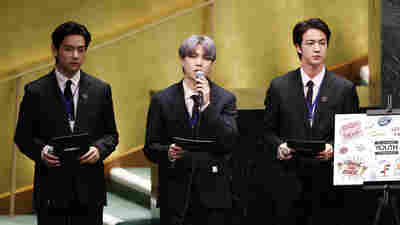 BTS Spoke At The UNGA. And That's Not The Only Surprise At The U.N. Event