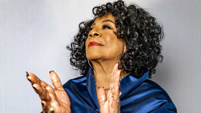 Merry Clayton On 'Beautiful Scars' And A Life Of Singing