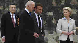 France To Send Its Ambassador Back To The U.S. Following A Macron-Biden Call