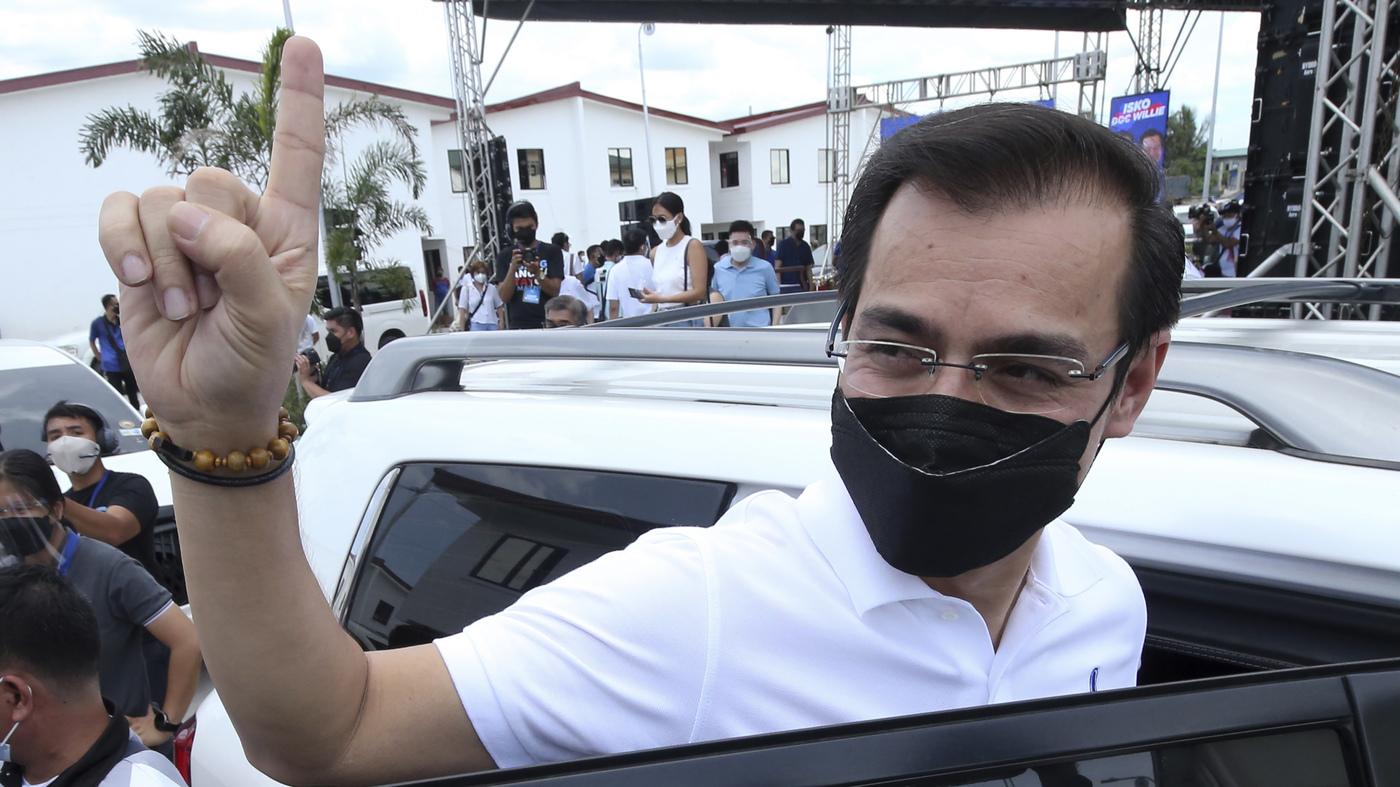 Isko Moreno Mayor Of Manila City Launches Bid For President Of The Philippines – NPR