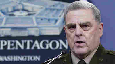 U.S. Top Military Officer Talks Counterterrorism Support With Russian Counterpart