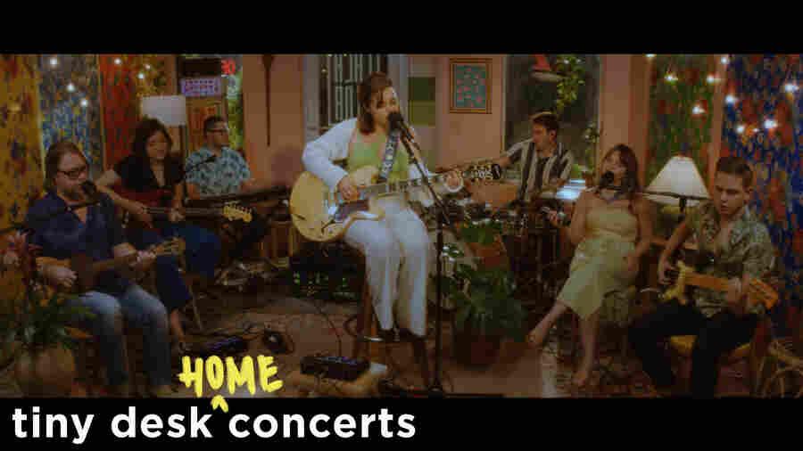 maye: Tiny Desk (Home) Concert