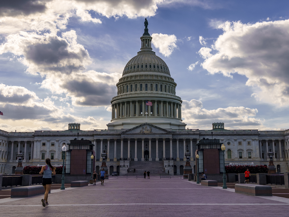 The Women's Health Protection Act passed the House mainly along party lines in what was a largely symbolic vote as the bill is unlikely to advance in the Senate. (J. Scott Applewhite/AP)