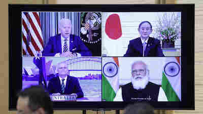 5 Things To Know About Biden's Quad Summit With Leaders Of India, Australia And Japan