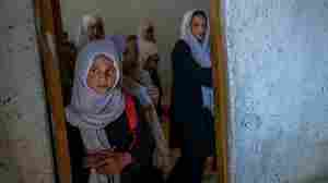 Aid Official Warns Of A Bleak Situation In Afghanistan As Winter Approaches