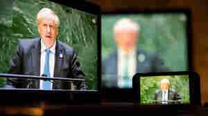 Boris Johnson Urges World Leaders To Act With Renewed Urgency On Climate Change