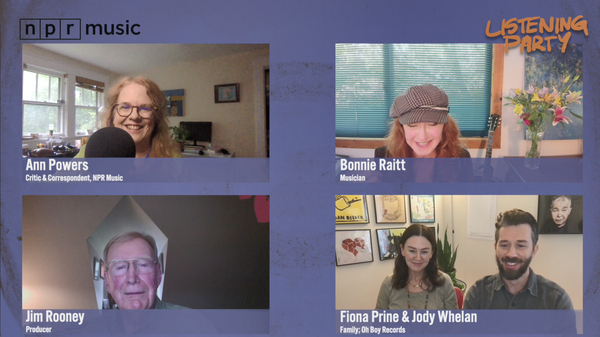 Watch NPR Music's Listening Party For John Prine's Debut Album