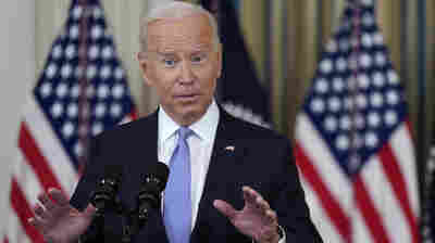 Biden Says He Plans To Get A COVID-19 Vaccine Booster Shot