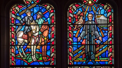 Kerry James Marshall To Create New Windows For National Cathedral