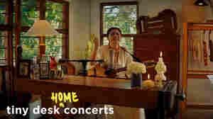 Silvana Estrada: Tiny Desk (Home) Concert