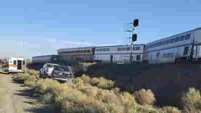 At Least 3 Killed In Amtrak Derailment