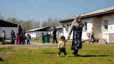 Afghans Are Among Thousands Of Migrants Hoping To Reach Europe Via Serbia
