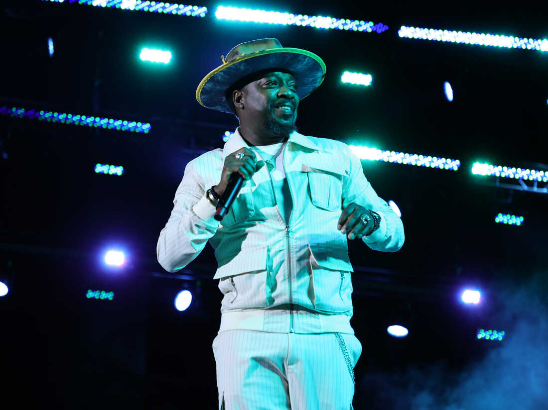 Anthony Hamilton On Being Vulnerable And His New Album 'Love Is The New Black'