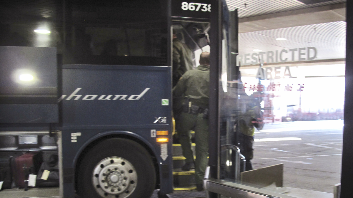 Greyhound to pay $ 2.2million to end trial over warrantless immigration sweeps: NPR