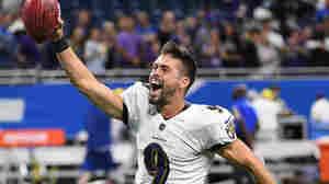Justin Tucker Kicks A 66-Yard Field Goal, Setting A New NFL Record