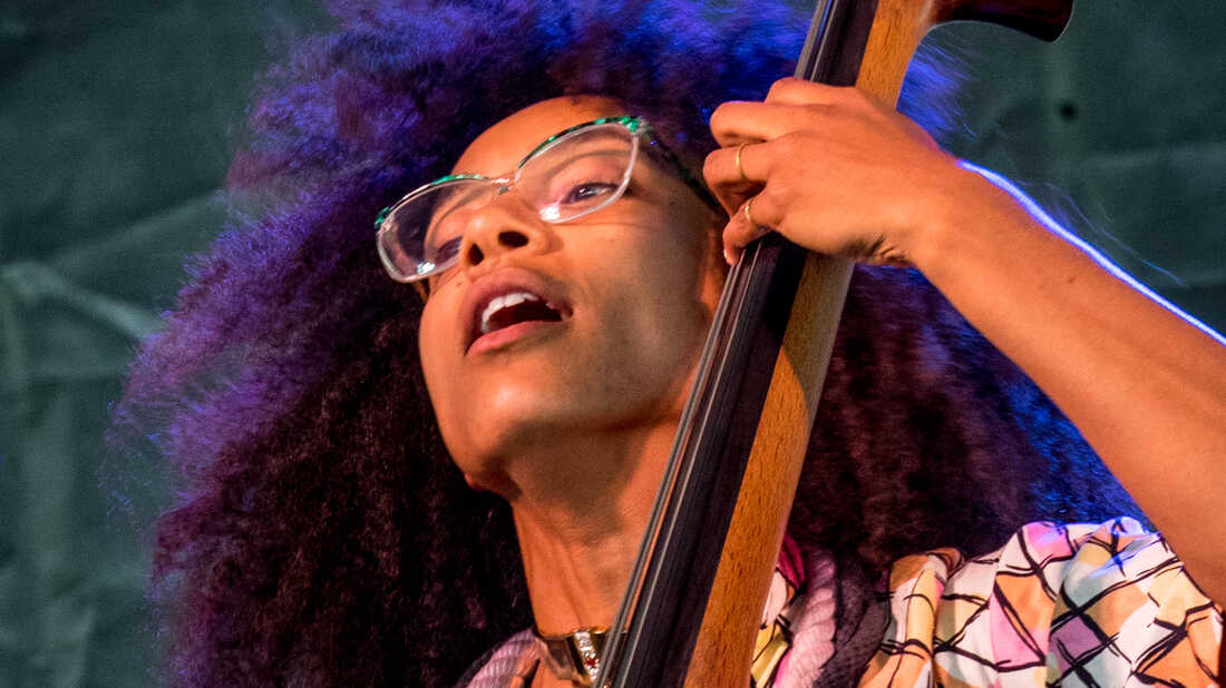 'What Do You Need A Song For?': Esperanza Spalding's Search For The Answer
