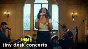 Eme Alfonso: Tiny Desk (Home) Concert