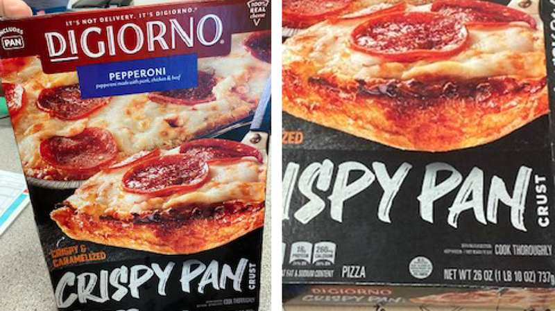 Thousands Of Pounds Of DiGiorno Frozen Pizza Have Been Recalled Over Allergy Concerns