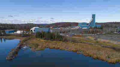 Workers Escape From A Canadian Mine After A 10-Hour Vertical Climb