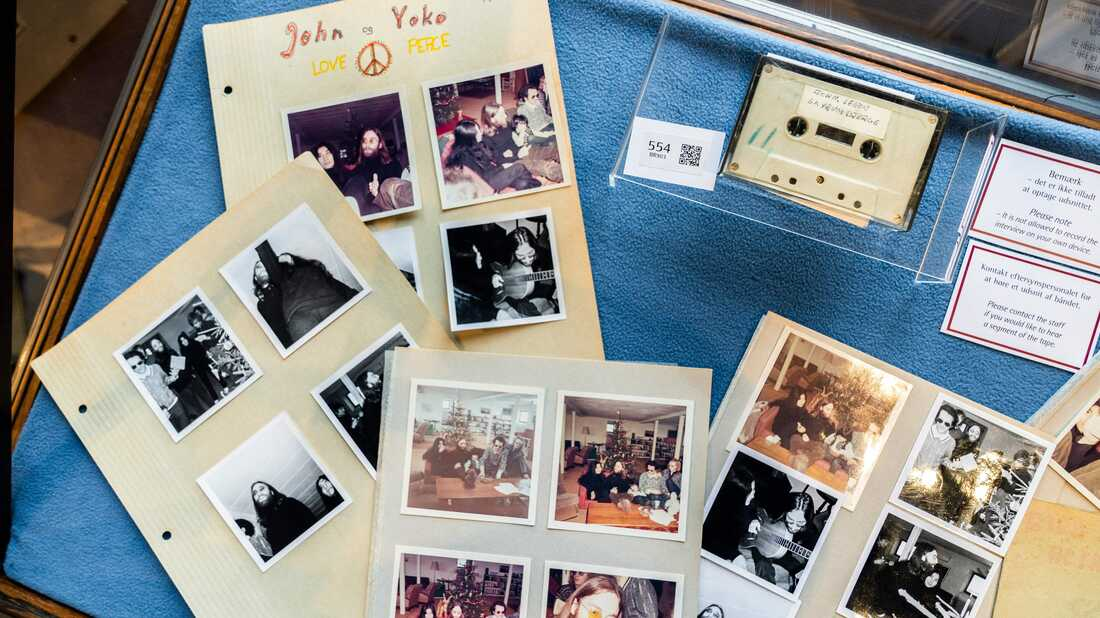 What's An Unreleased John Lennon Tape Worth? Nearly $60K, According To This Bidder