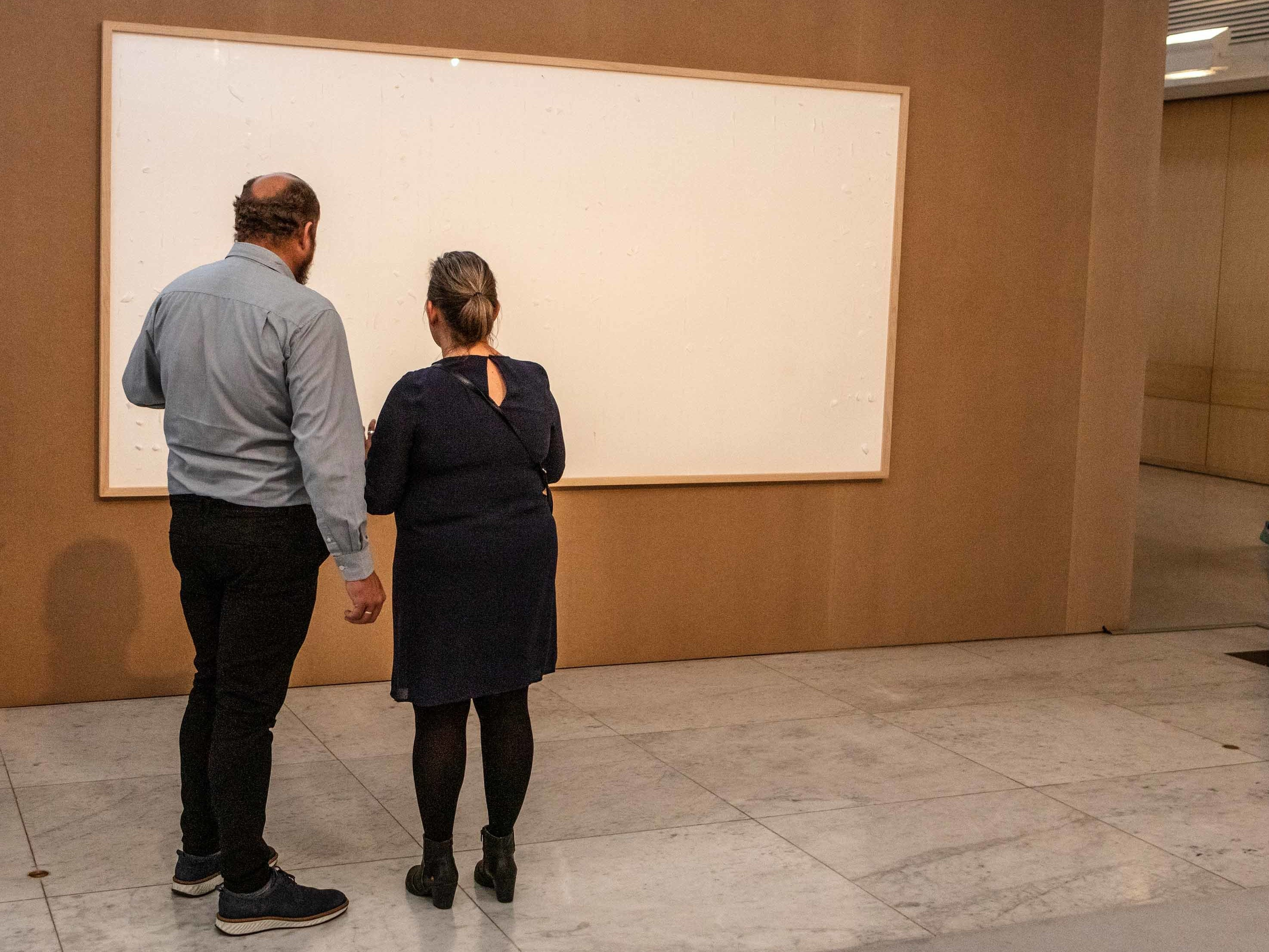Artist Jens Haaning Took $84,000 And Sent A Museum 2 Blank ...